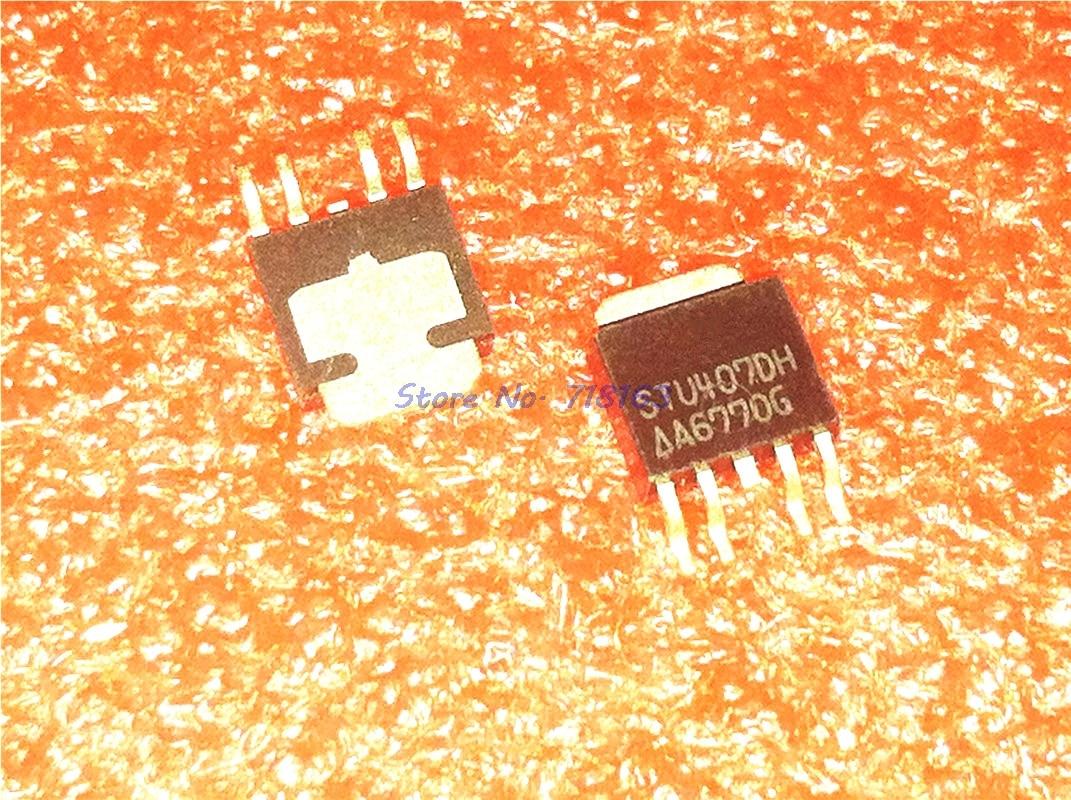 1pcs/lot STU407DH STU407D STU407 407D TO-252-4