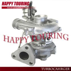 RHF4 Turbo turbosprężarka do Mitsubishi W200 L200 do ciężarówek 2006-4D5CDI 2.5L 133HP uszczelki 1515A029 VT10 VB420088 VA420088 VC420088