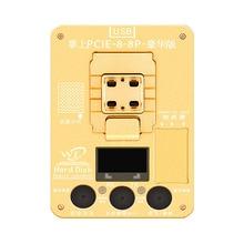 Réparation du disque dur pour IPhone 8, 8P X, programmateur NAND Flash, WL PCIE 8, outil SN pour la réparation de liphone 8, 8P