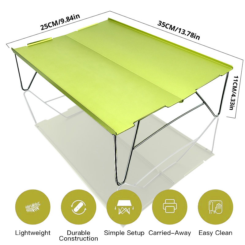 Folding tables portable