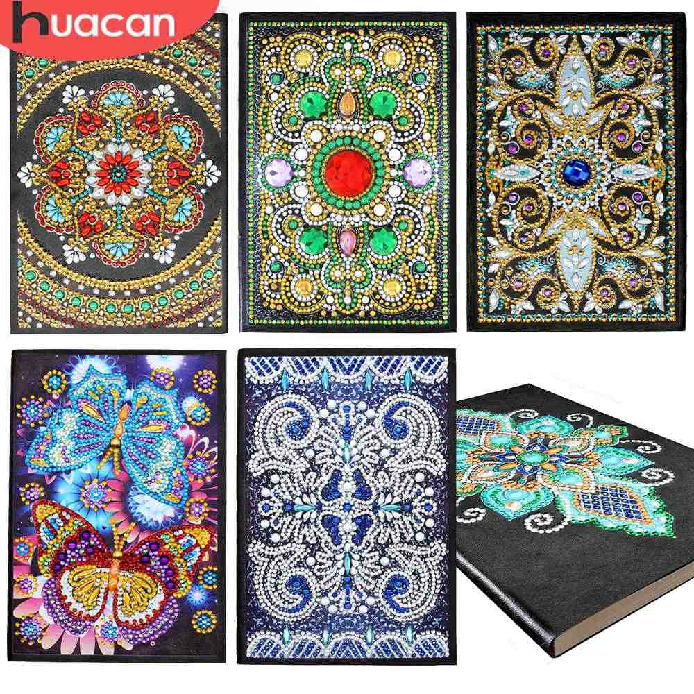 Huacan Diamond Painting Notebooks Special Shaped New Arrivals