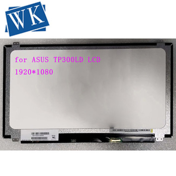 13.3'' Laptop Matrix for ASUS TP300LD LCD LED Screen IPS FHD 1920x1080 30pin led Display Replacement