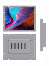 19 21.5 23.6 Inch Monitor VGA DVI Resistance USB Touch Lcd Computer Display  Screen Open Frame Computer Monitor Screen 1440*900 19 open frame touch for inch metal wall mount touch monitor industrial 5 wire resistive touch monitor