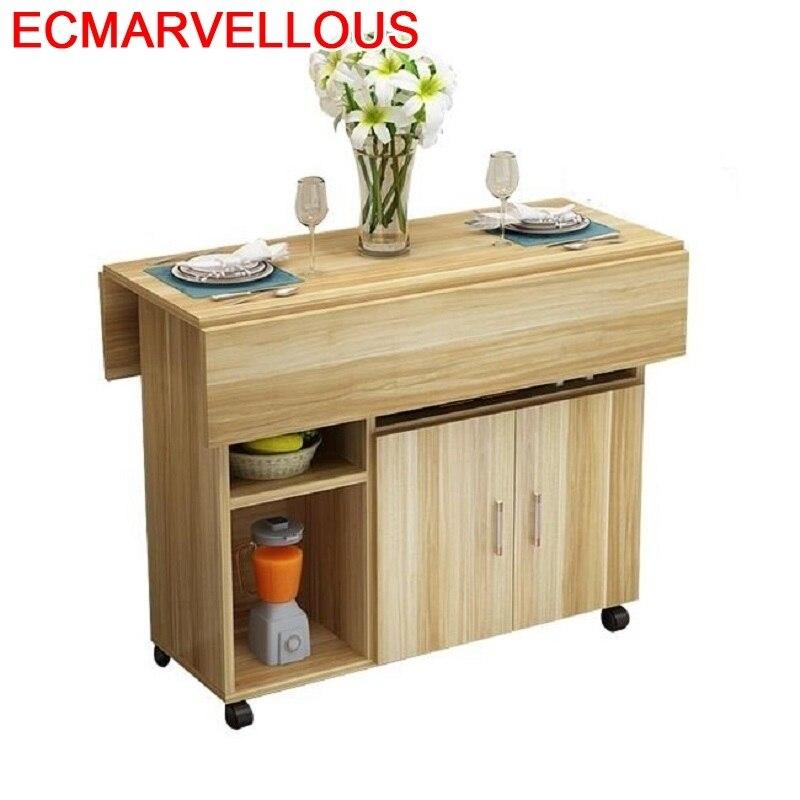 Kitchen Pliante Meja Makan Tisch Escrivaninha Juego Redonda Vintage Wooden Folding Comedor Mesa De Jantar Bureau Dining Table