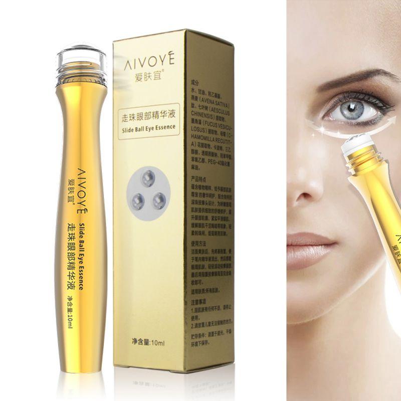 24K Golden Collagen Anti-Dark Circle Wrinkle Eye Cream Ojeras Eye Naturals Essence Firming Eye Cream Eyes*s