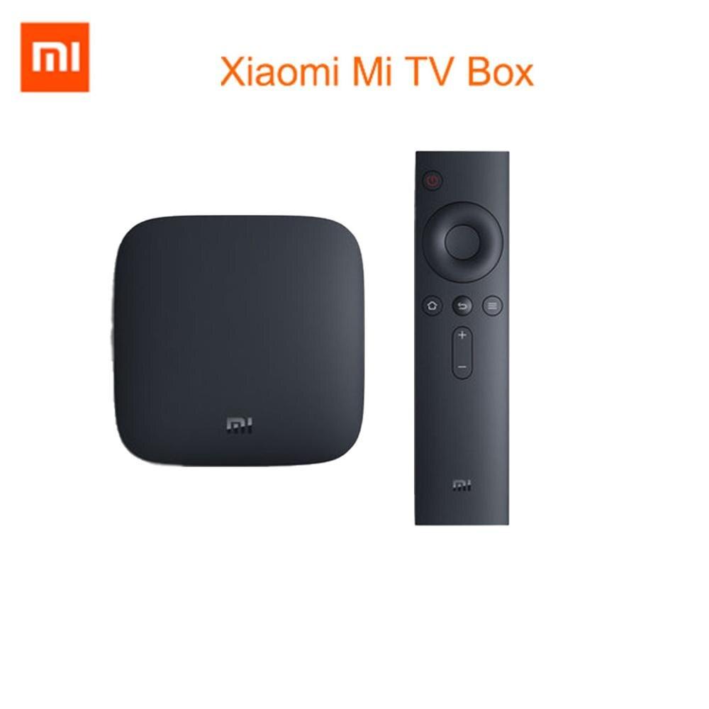 Original Xiaomi Mi TV Box 4C Ultra HD Set Top Box Wireless Wifi 4K ...