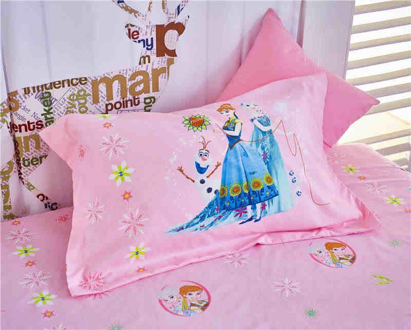 Disney Mickey Mouse Cuscino Sham 48*74 centimetri per Ragazzi Camera Da Letto Decor 19*29 pollici cassa del Cuscino per bambini copertura del cuscino 1 pezzo A Casa dei bambini