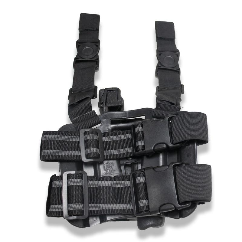 usp compacto lanterna arma real leggings coldre tiro caca acessorios 02