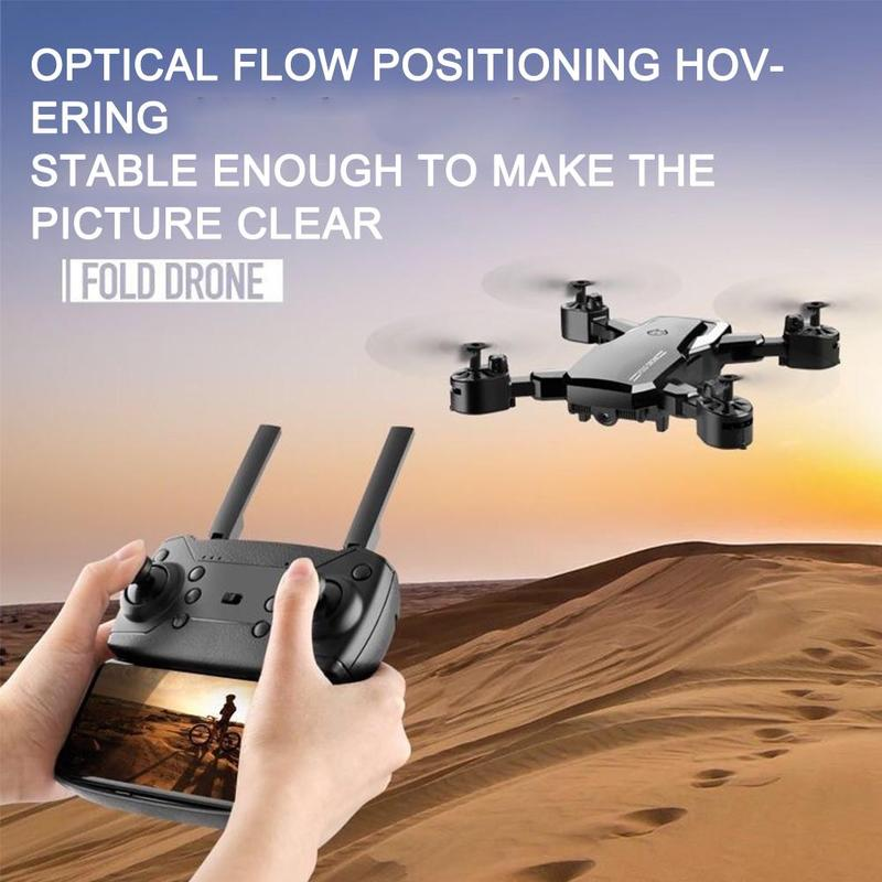 lowest price Hot Sale Foldable Mini Drone WiFi Altitude Hold One Key Takeoff 360-degree Stunt High Low Speed Quadcopter