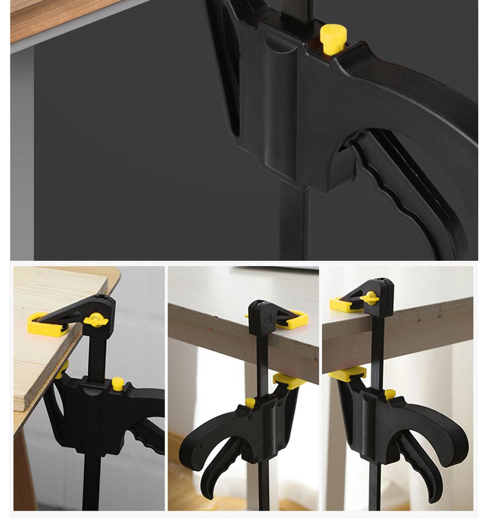 AI-ROAD 2/3/4/5/8Pcs New Woodworking tools Clamp Bar F Clip 4