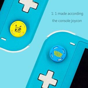Image 4 - IVYUEEN 2 adet Analog Thumb sapları kapaklar nintendo anahtarı Lite NS JoyCon denetleyici sopa cilt için Joy Con Joycons joystick kapak