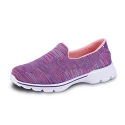 Импортные товары; летние дышащие сетчатые туфли для пожилых людей; нескользящие туфли на мягкой подошве для прогулок среднего возраста;