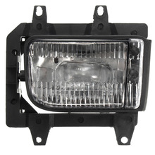 Automobile 63171385945 Left/63171385946 Right Side Clear Lens Foglight Car Replacement for BMW E30 3-Series 1985-1993