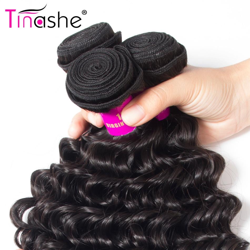H70c534f5637947c484540a87ab0ae0e7P Tinashe Deep Wave Bundles With Closure 5x5 6x6 Lace Closure And Bundles Remy Brazilian Human Hair Weave 3 Bundles With Closure