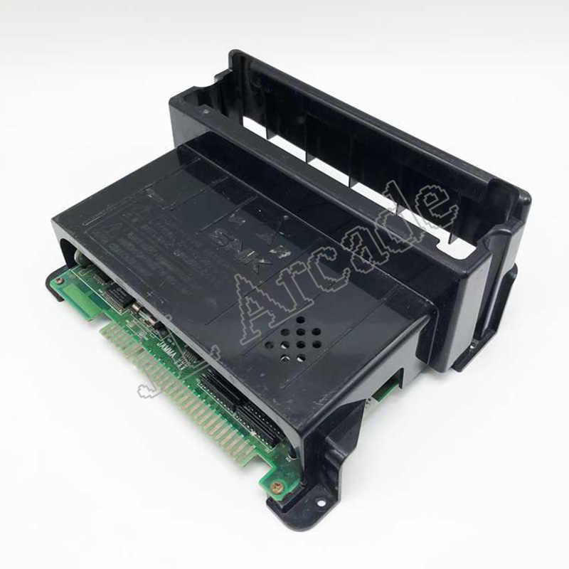 원래 일본 NEO GEO SNK MVS 클래식 아케이드 게임 마더 보드 용 메인 보드 시트베이스 161 / 138 / 120 in 1 multi games PCB