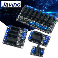 1 2 4 8 Channel 5V DC Relay Module Solid State High Level SS