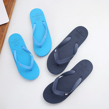 Summer Men Flip Flops Slippers Clip Toe Flat Sandals Casual Shoes Anti-slip Slipper Ladies Beach Flip Flops Outdoor Shoes