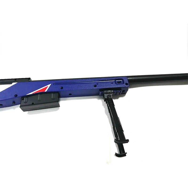 AWM 135 см Satety Airsoft пневматические пистолеты водяная пуля стрельба снайперская винтовка наружное, спортивное, игрушечное оружие