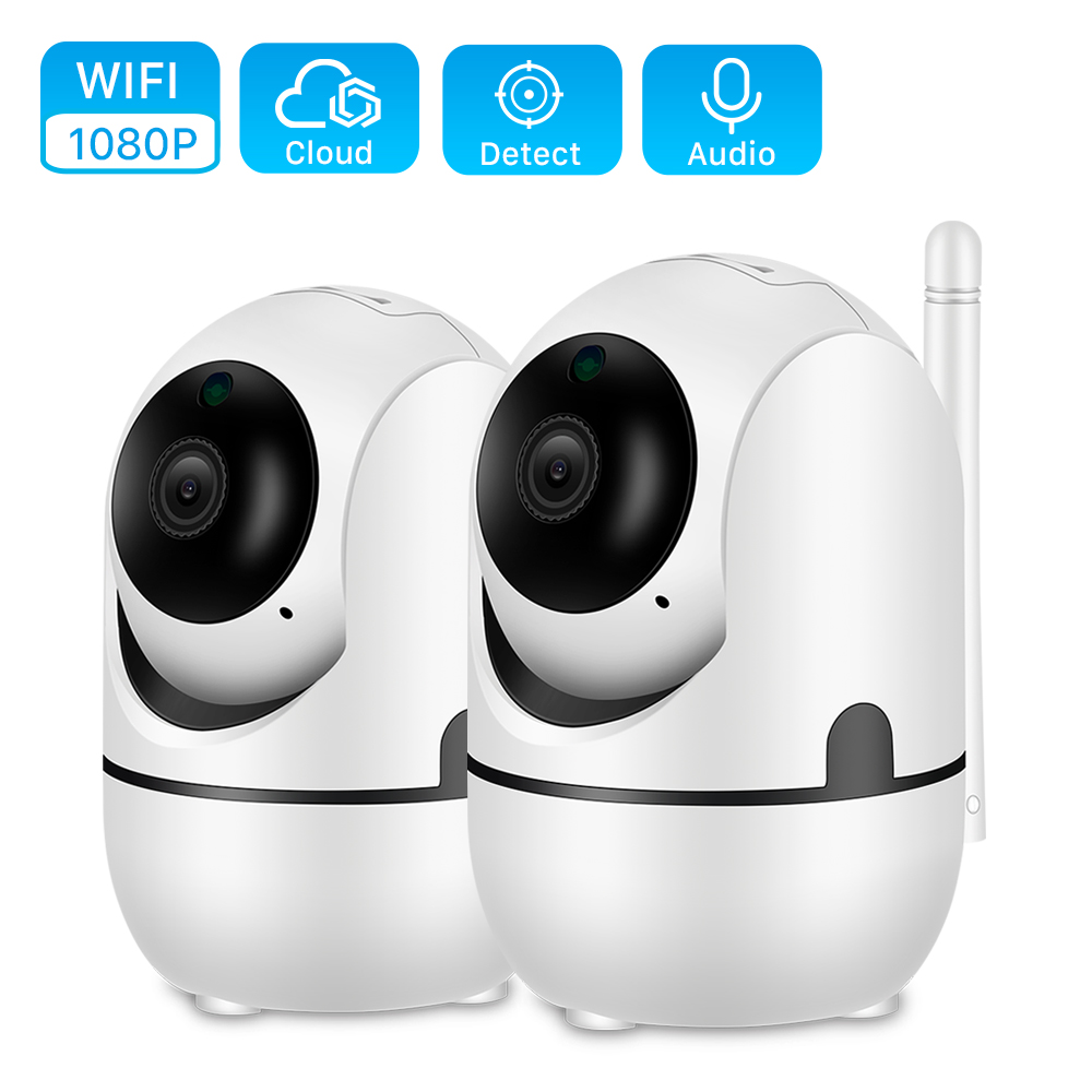 ANBIUX Monitor Ip-Camera Ycc365-Plus Smart-Alarm Wifi Auto-Track CCTV Surveillance-Security