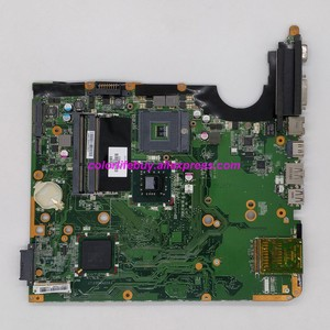 Image 1 - Genuine 578376 001 GM45 Laptop Motherboard Mainboard for HP DV6 DV6 1000 Series DV6T 1300 NoteBook PC
