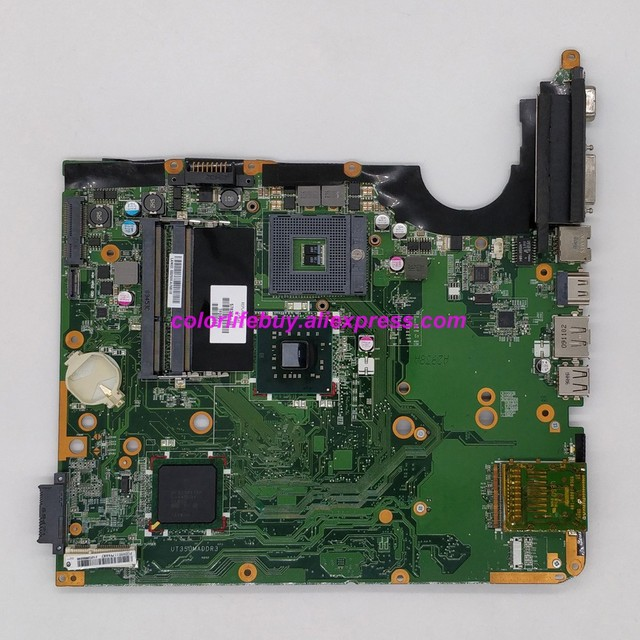 Genuine 578376 001 GM45 Laptop Motherboard Mainboard for HP DV6 DV6 1000 Series DV6T 1300 NoteBook PC