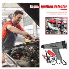 12v実用プロフェッショナル誘導タイミングライト多機能耐久性のある車モーターエンジン点火タイミングストロボ