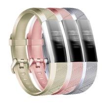 Baaletc-Correa de silicona para Fitbit Alta HR, Correa de silicona para reloj inteligente Fitbit Alta/Fitbit Alta HR