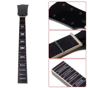 Image 2 - 1Pc Electric Guitar Neck For Gibson Les Paul LP Parts Maple Rosewood 22 Fret
