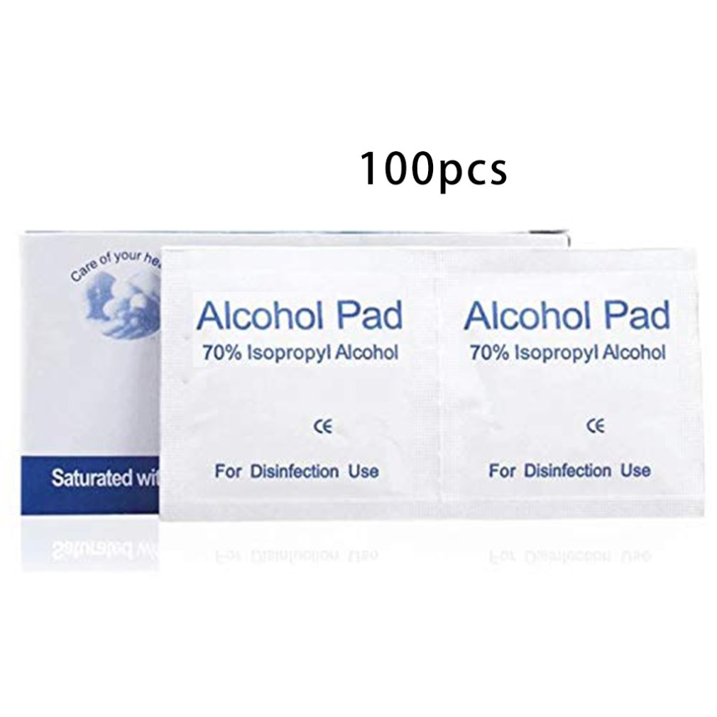 Alcohol Wipes Disposable Alcohol Wipes Hospital Alcohol Disinfection Piece Portable Alcohol Pads Practical
