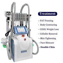 Новинка 360 Криотерапия замораживания жира кавитации для похудения