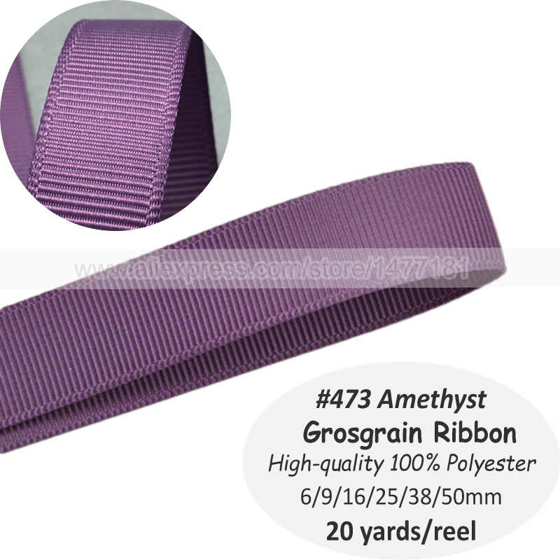 Sold by the Yard Stitch Grosgrain Ribbon 38 9mm