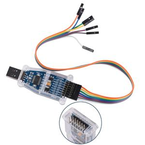 Image 4 - FTDI USB to 1.8V 3.3V 5V TTL UART Switch Serial Adapter Module Support Win7/8/10/Android/Mac os