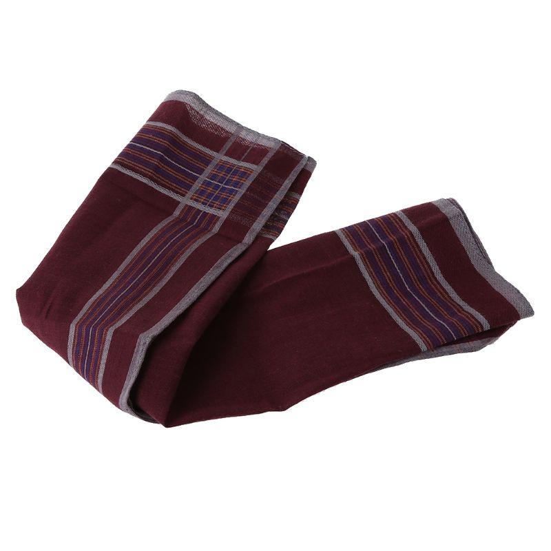 3pcs/lot High Quality Classic Soft Comfort Plaid Handkerchief