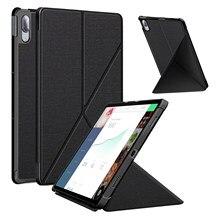 Чехол оригами для Lenovo Tab P11 Pro, чехол TB-J706F и Lenovo Tab P11, чехол, TB-J606F, магнитный, умный чехол для планшета