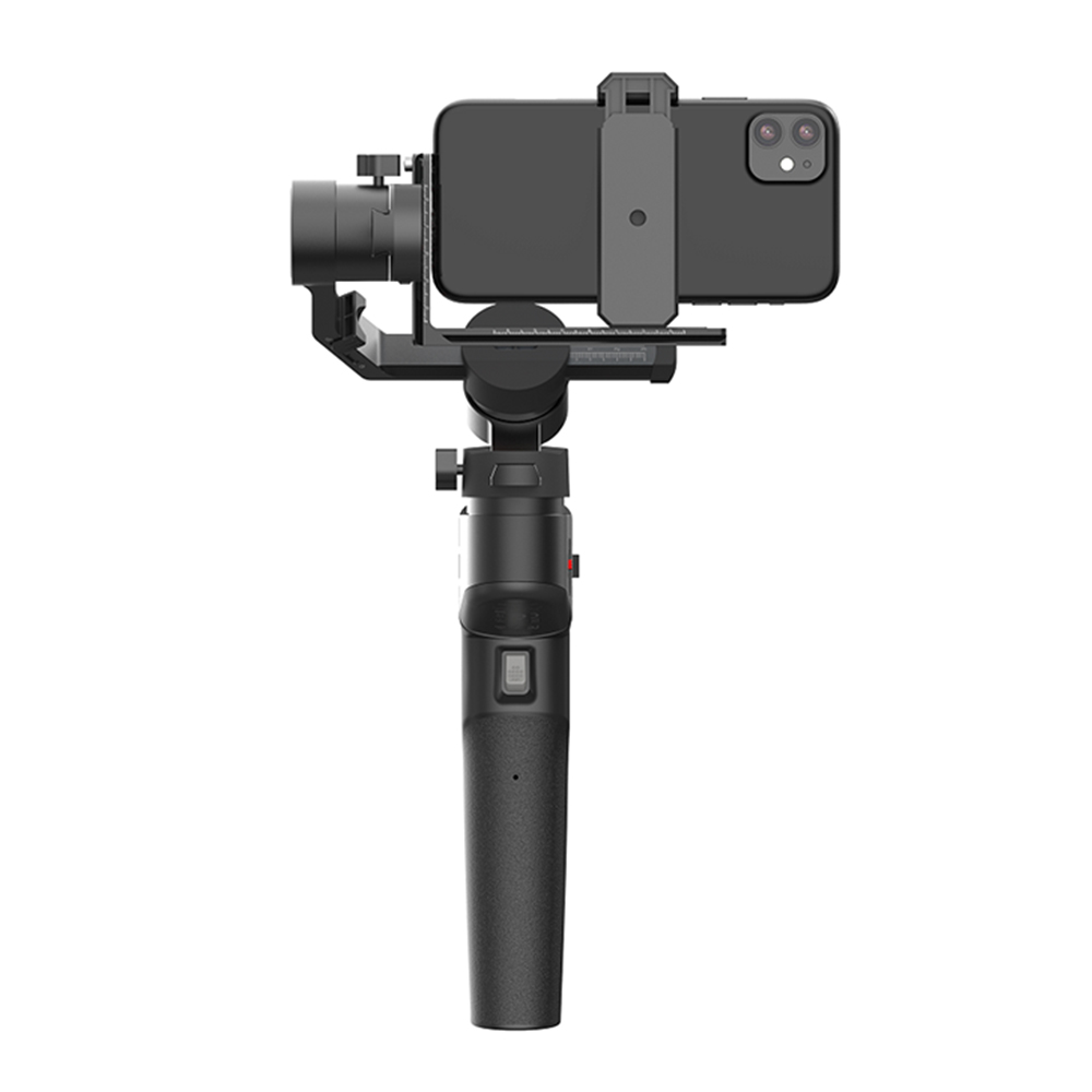 Image 2 - MOZA Mini P 3 Axis Handheld Gimbals Stabilizer Foldable Pocket MINI P for Action Cameras for iPhone X 11 Smartphone GoPro Max SEHandheld Gimbal   -