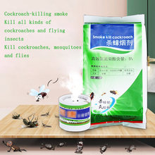 Средство для уничтожения тараканов 6 кусочков дыма инсектицид