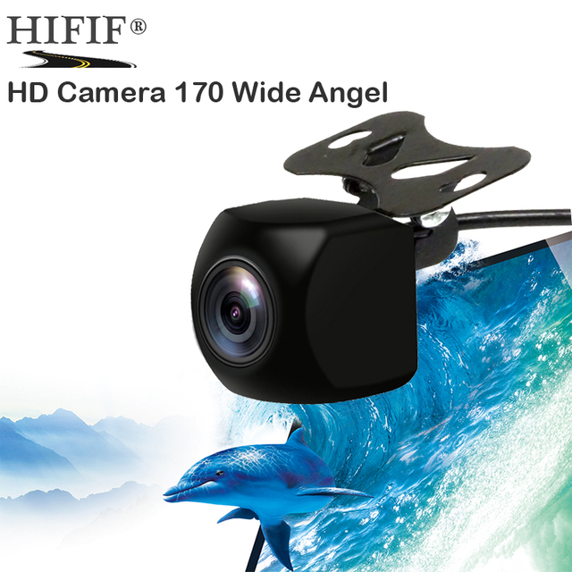170 Degree Fisheye Lens 1080*920P Starlight Night Vision Car Rear View Reverse Backup Vehicle Parking HD Camera