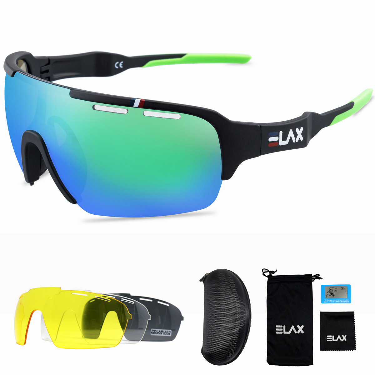 New 4 Lens Set Bicycle Goggles Men Women Outdoor Cycle Glasses Poc Crave Mountain Bike Bicycle Sport Cycling Sunglasses