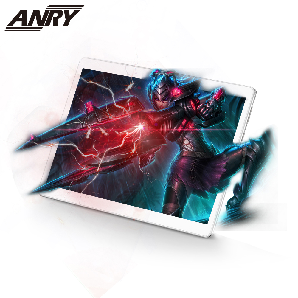 ANRY Tablet 10 Inch MTK6797T X25 Android 8.1 8000mAh 1920*1200 Deca Core Wifi GPS 4G Phone Call Tablet 10 ES RU In stock image