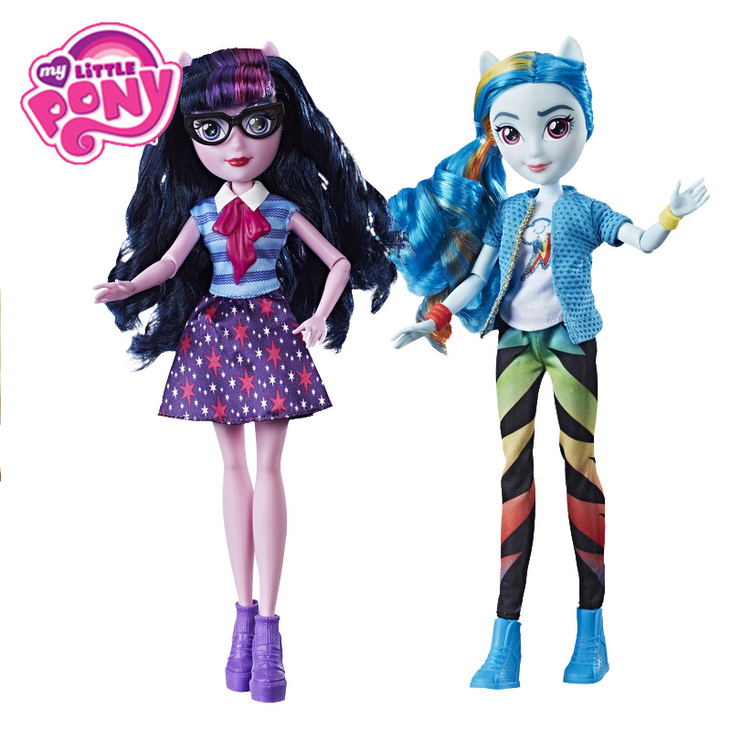 My Little Pony Equestria Girls Rainbow 28cm 10