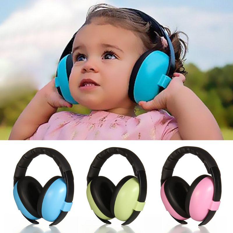 Ребенок защиты слуха Безопасность наушники Детские Шум шумоподавления наушники