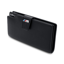 本革///mロゴ男の財布クラッチバッグ車の運転免許証バッグクレジットカードバッグbmw m F20 e91 G30 E34 X5 E53 E90 E70
