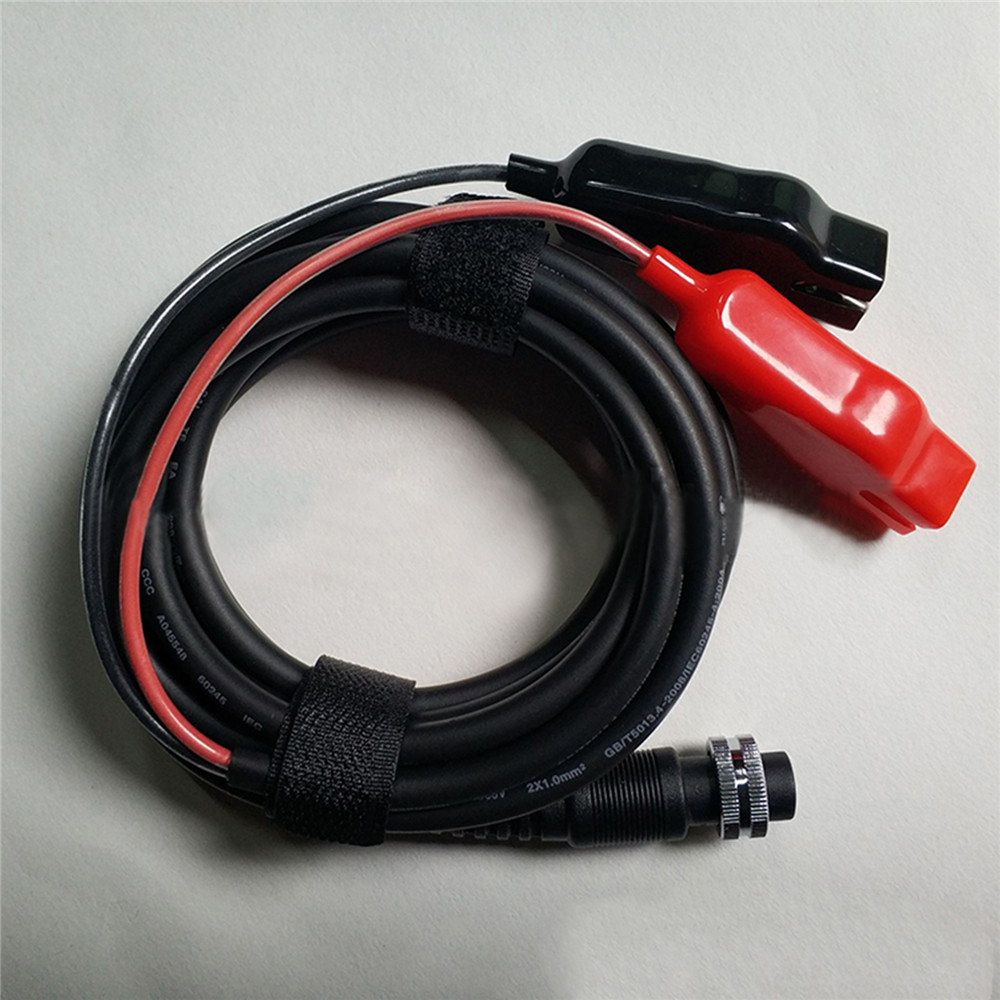 Power Cord Power Cable Battery Connecting Line Double Connectors 3M For Daiwa For Shimano Electric Fishing Reels Accessories