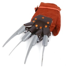 Party Props Gift Product Freddy Krueger Glove From A Nightmare on Elm Street