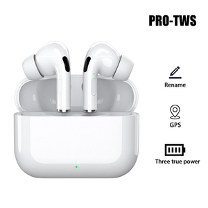 airpodsor pro Wireless Earphones Bluetooth 5.0 Headphones TWS Noise Cancelling Headset Earphone With Mic Earpiece for Iphone