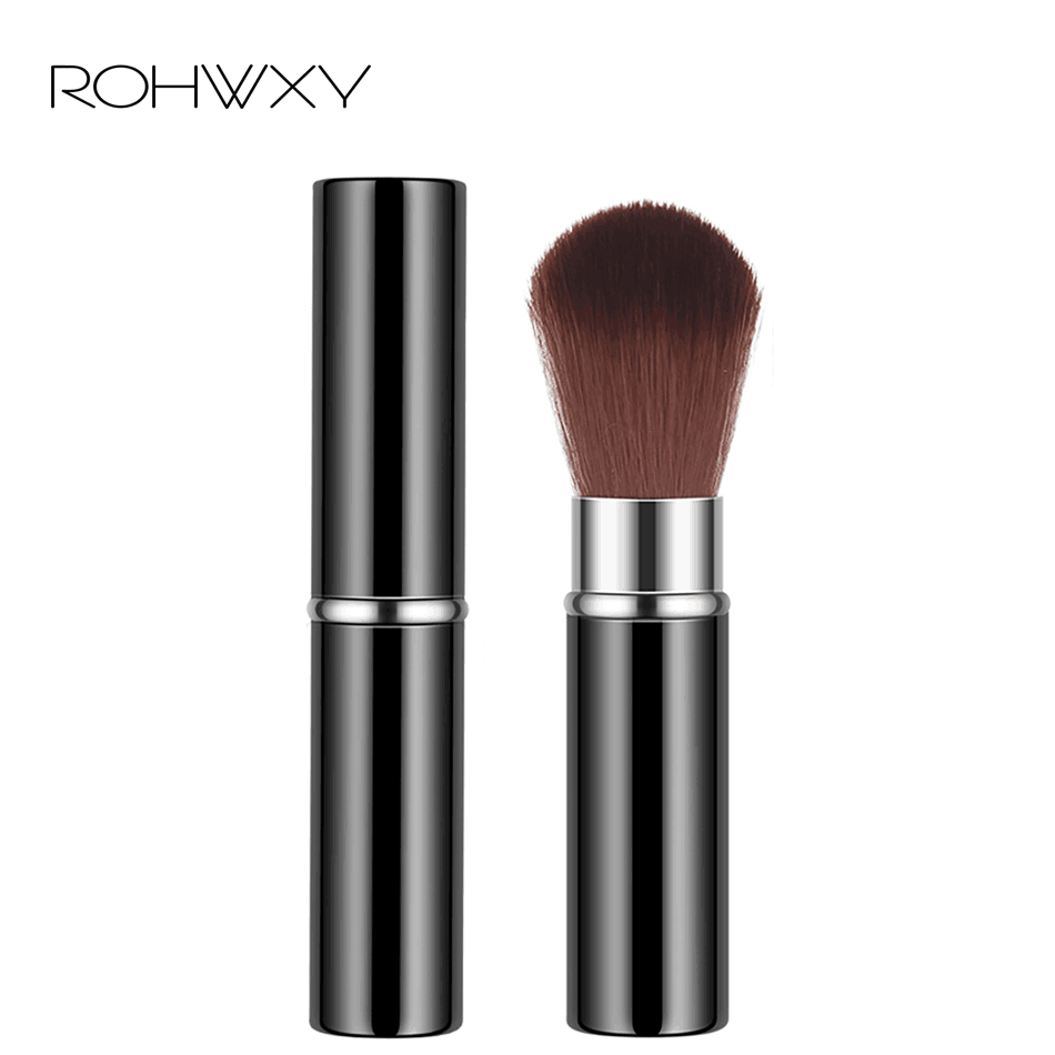 ROHWXY Nail Cleaning Brush Soft Acrylic UV Gel Powder Dust Remover Manicure Nail Care DIY Salon Tool Nail Dust Cleaner Remover