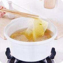 12 шт. одноразовая термостойкая круглая для поглощения жареная дымящаяся бумага пищевая жир кухонные пищевые PP инструменты для пленки гаджеты