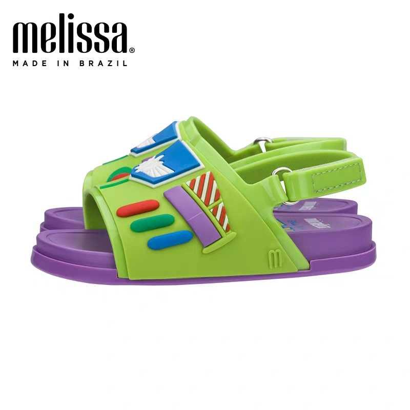 2020 Nieuwe Kinderen Cartoon Zomer Sandaal Mini Melissa Mode Jelly Schoenen Voor Meisje En Jongen Childre Pvc Snoep Schoenen Jongen sandaal