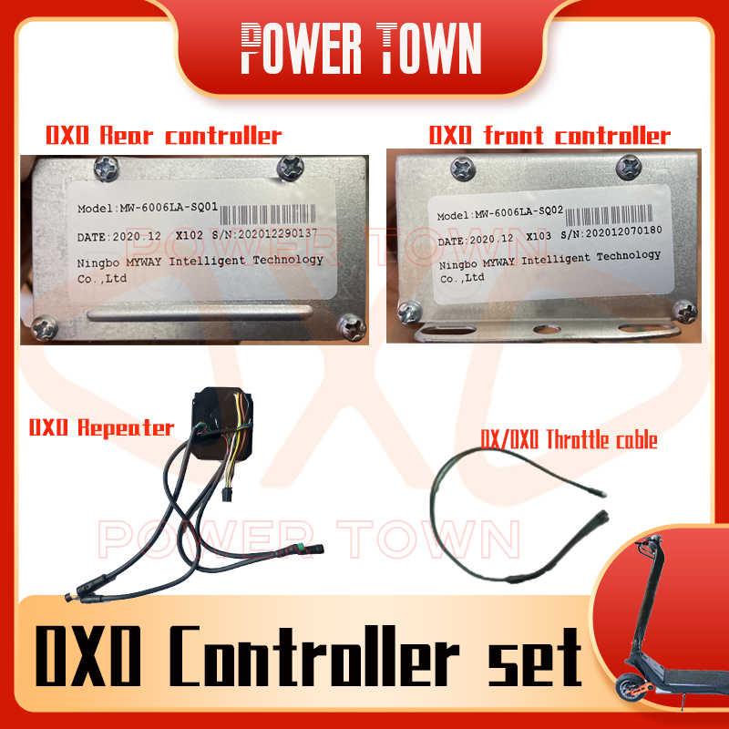 Оригинальные аксессуары для электрического скутера Oxo Ox комплект контроллеров OXO ретранслятор дроссельной заслонки