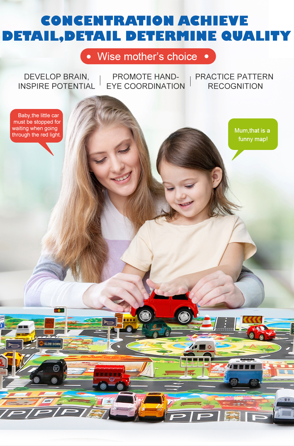 H70ce17d81bc94dc79babb3d0f9d891c8B Large City Traffic Car Park Mat Play Kids Rug Developing Baby Crawling Mat Play Game Mat Toys Children Mat Playmat Puzzles GYH